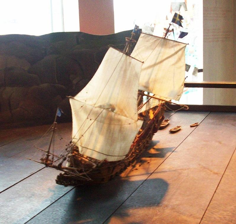Васа – музей корабля в Стокгольме