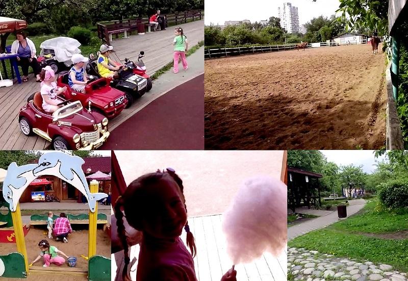 Детские игровые площадки в Бескудниково