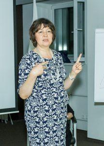 Елена Анциферова