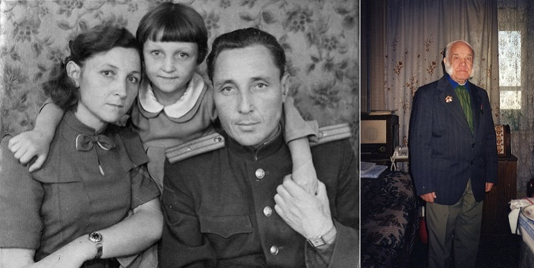 Елена Ульяновна Душевская, Александр Герасимович Пузырев, Петр Иванович Шелудяков