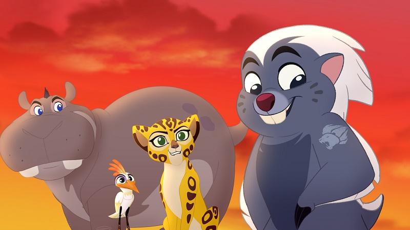 Хранитель Лев-Канал Disney