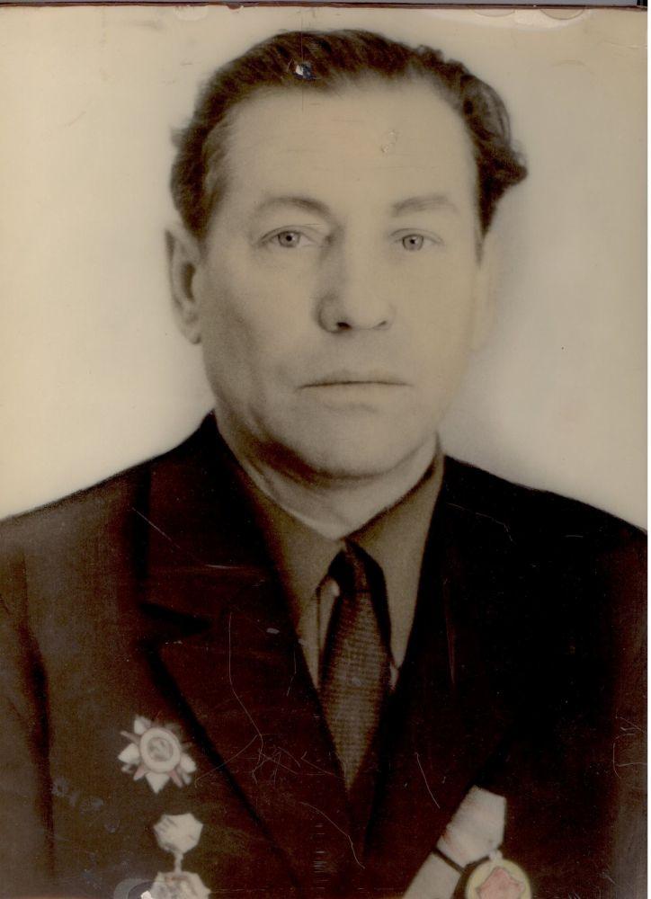 Киркин Василий Федосеевич - Ветеран войны