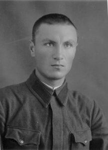Морозов Иван Георгеевич в 1941 году