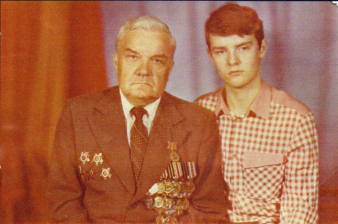 Никулов Алексей Петрович