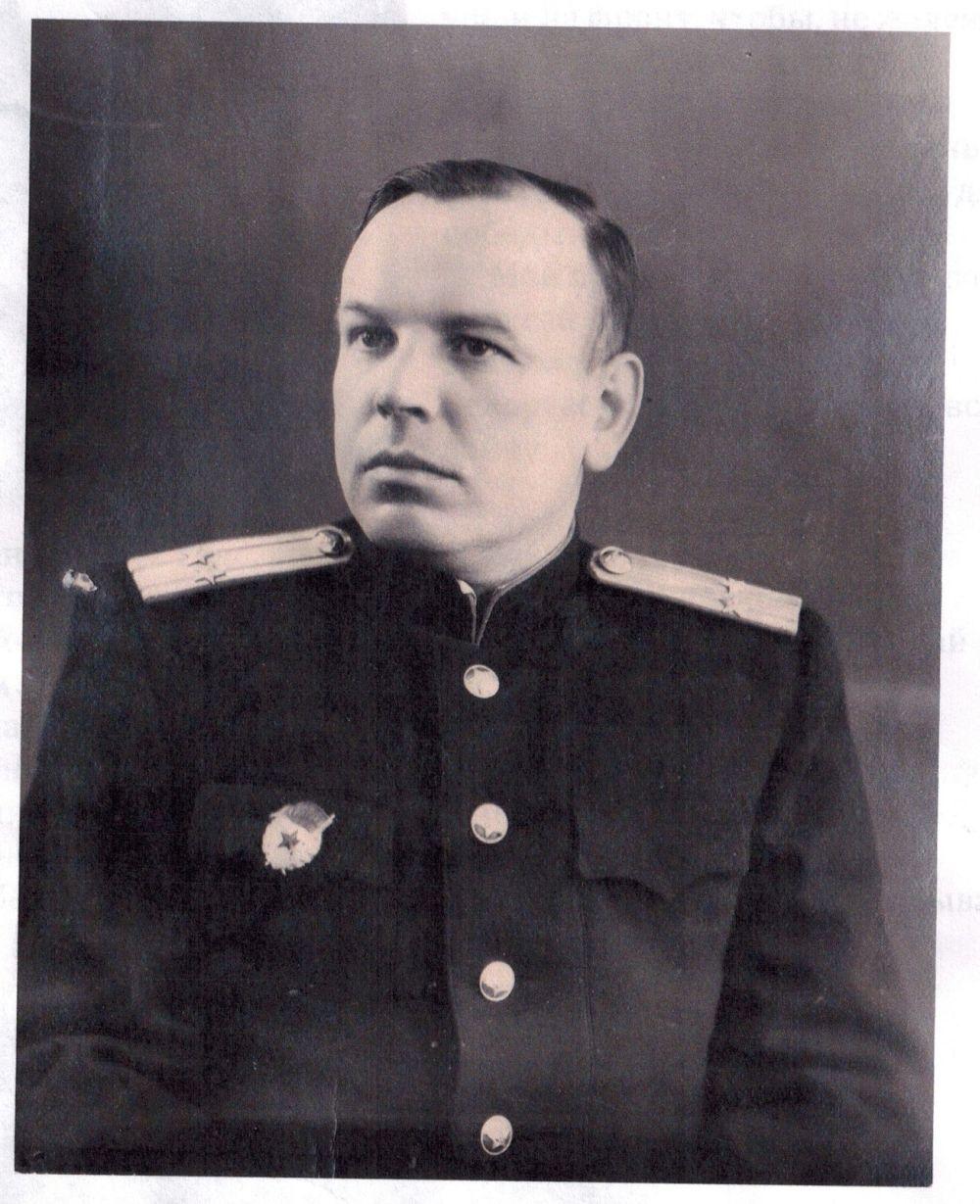 Огородников Алексей Андреевич