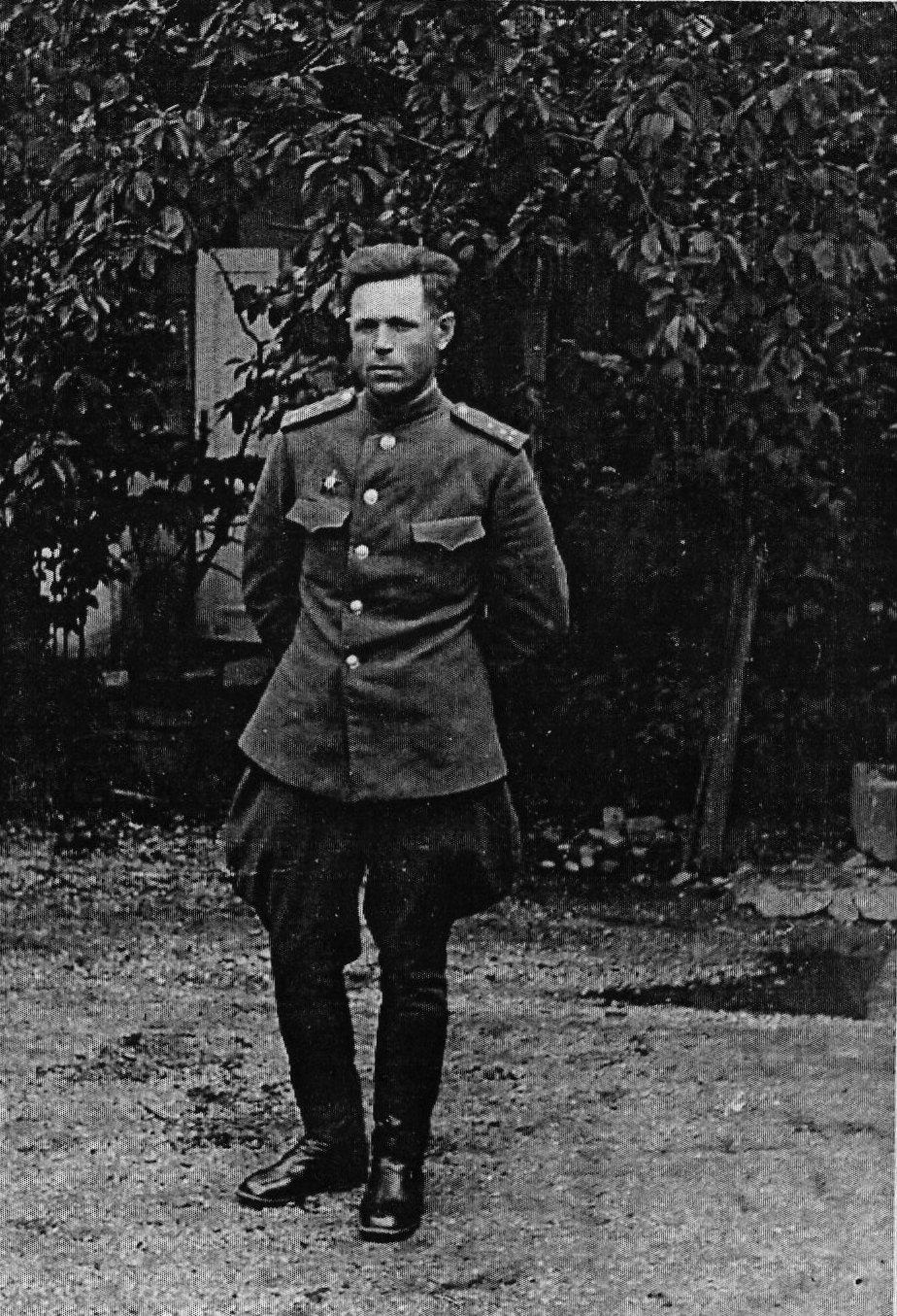Щаницин Иван Алексеевич1
