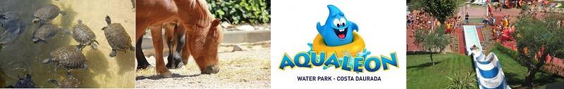 Сафари парк Aqualeon, Коста-Дорада, Испания
