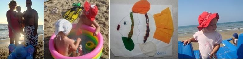 Семейный отдых с детьми на море