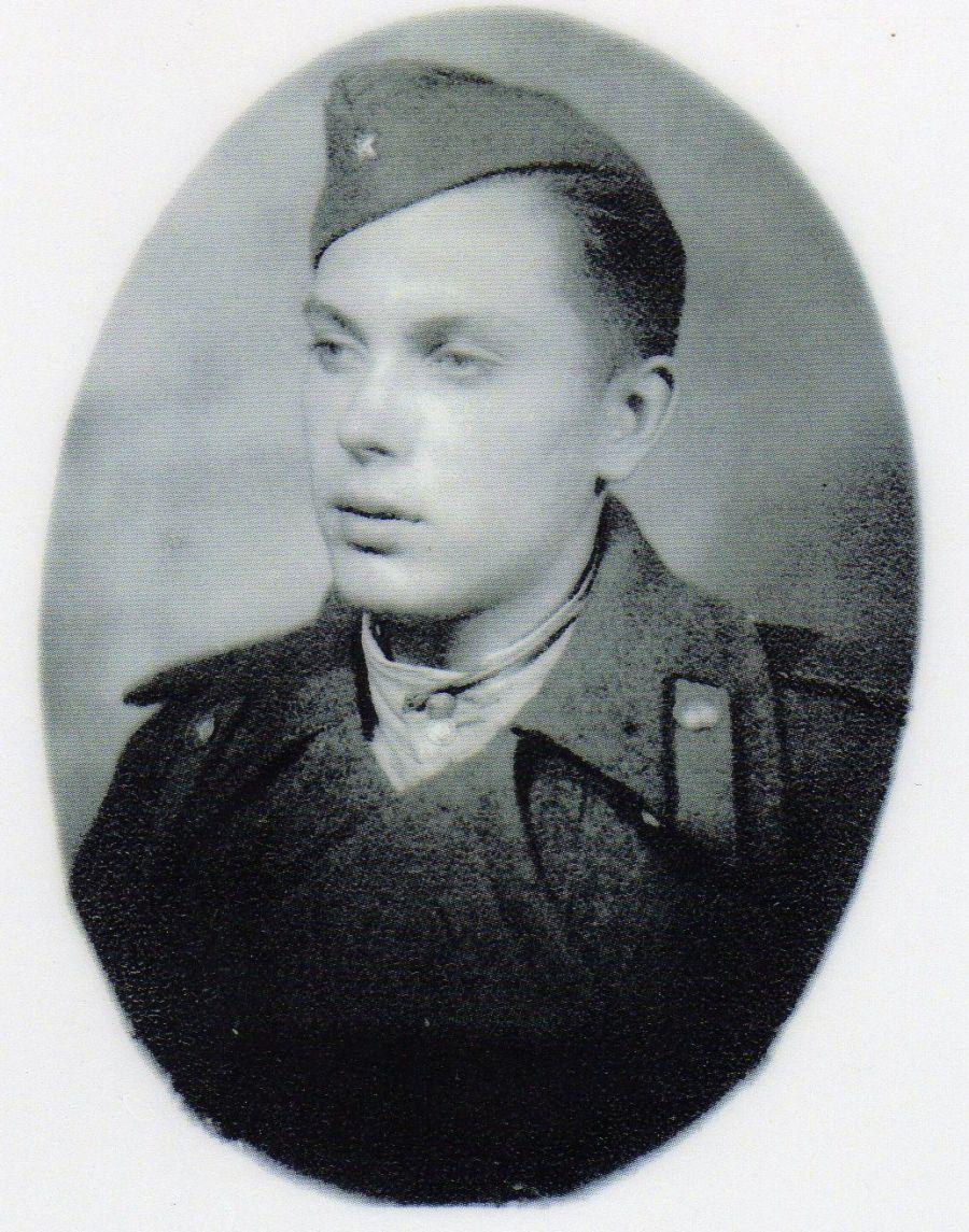 Зайцев Виктор Алексеевич - Ветеран войны
