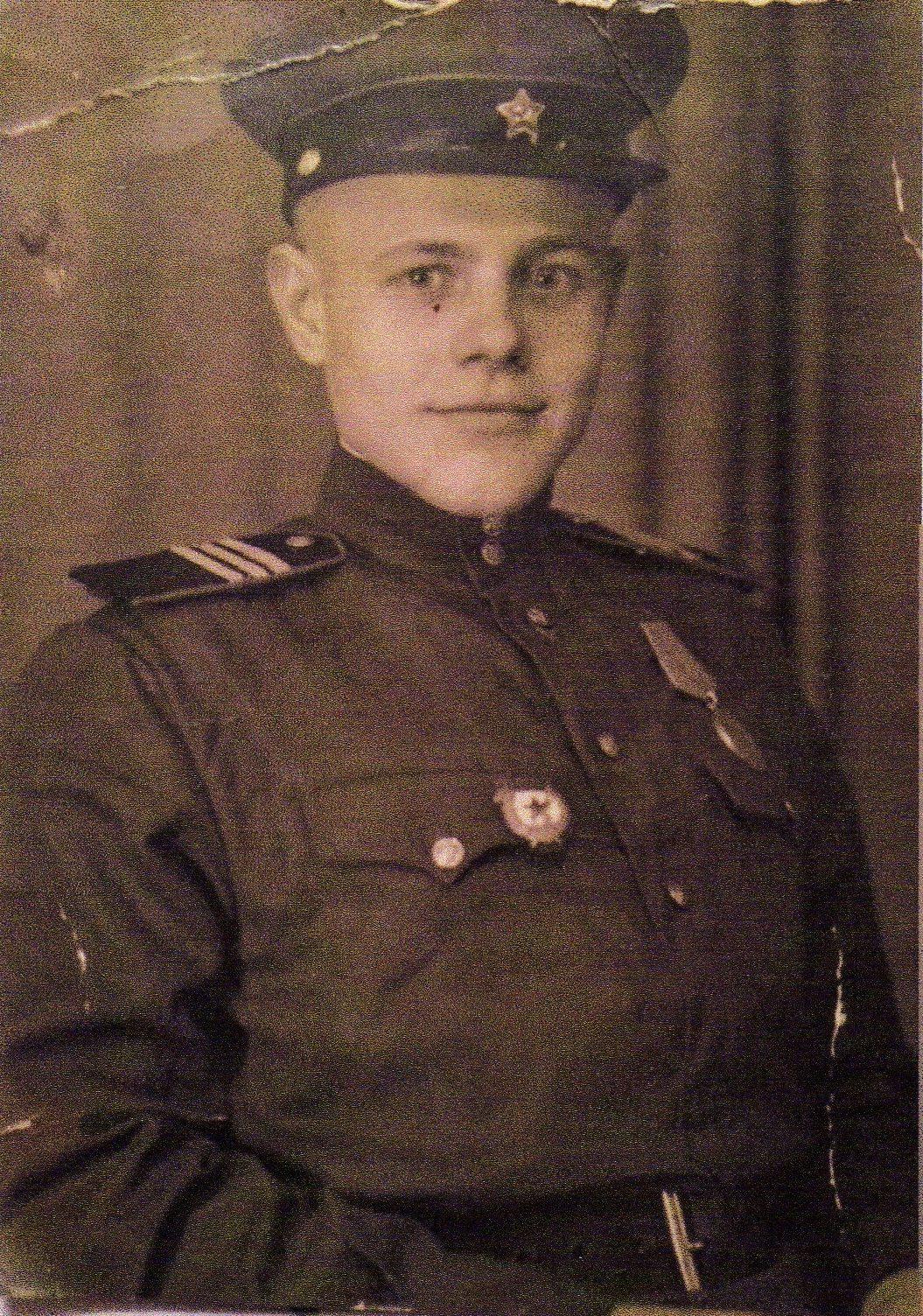 Булгаков Михаил Алексеевич - Ветеран войны