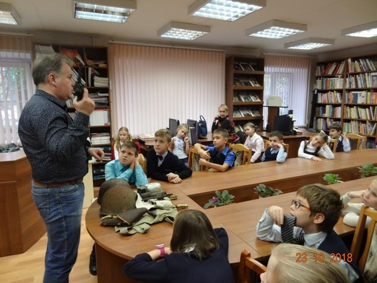 Школьникам о Великой Отечественной войне – Детская библиотека