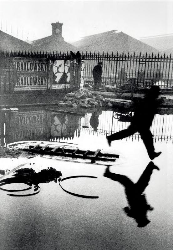 Как научиться фотографировать фото Анри Картье-Брессон