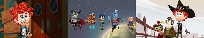 Канал Disney - Супергерой на полставки