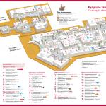 Kidzania Кидзания в Москве - карта
