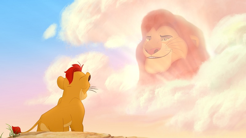 хранитель лев фото