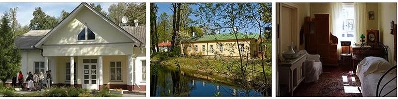 Музей Чехова в Мелихово