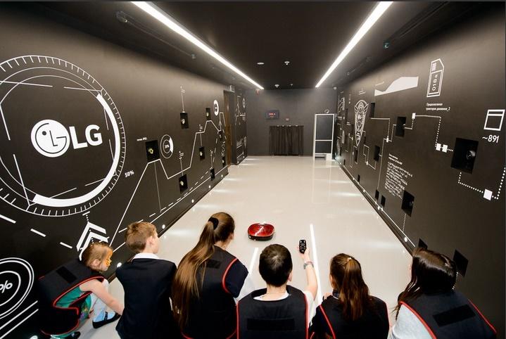 Школа секретных агентов LG Smart