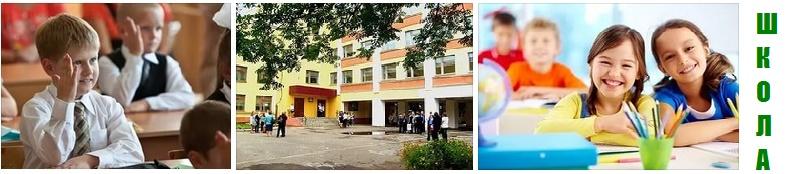 Школа, гимназия и лицей в России
