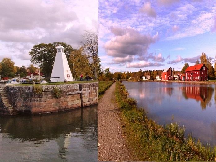 Швеция Гета канал