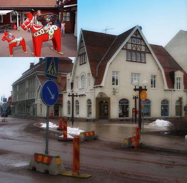 Швеция провинция Даларна