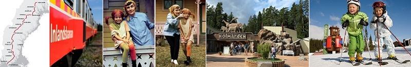 Швеция OK Travel для поездок с детьми