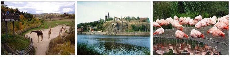 Зоопарк в Праге, Чехия