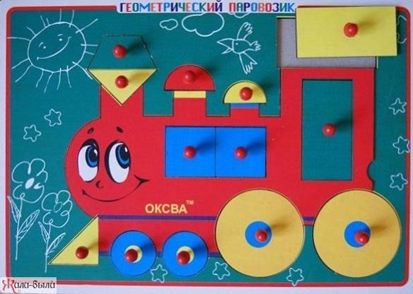 Правильные развивающие игрушки для детей