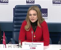 Наталья Водянова, фонд Обнаженные сердца