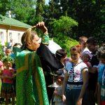 Праздник Троицы музей Чехова Мелехово
