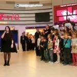 Рагда Ханиева - открытие Кидзания в Москве