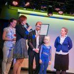 Всероссийский конкурс на получение грантов и стипендий_Алина Серебрякова с родителями