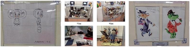 Московский музей анимации - советские мультфильмы для детей
