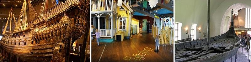 Музеи для детей в Стокгольме